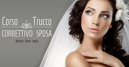 Corso di trucco correttivo sposa Catania Messina Sicilia