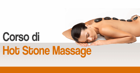 Hot stone Massage corso Messina