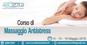 corso di massaggio antistress messina