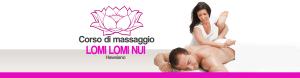 corso di massaggio lomi lomi nui