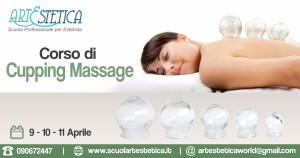 Corso di Cupping Massage