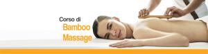 Corso di bambbo massage messina catania reggio calabria