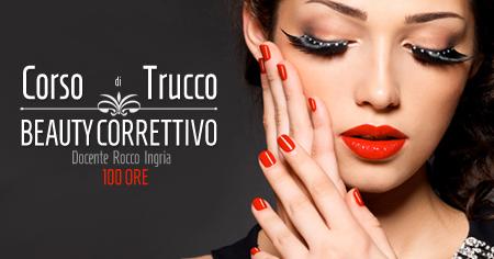 CORSO DI TRUCCO BEAUTY CORRETTIVO 100 ORE