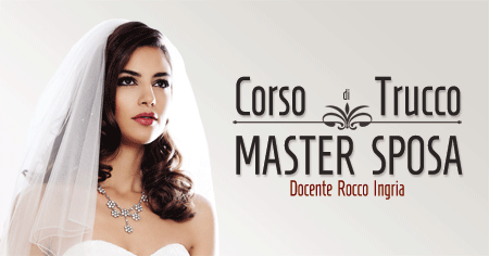 Master Sposa Corso make Up messina Catania